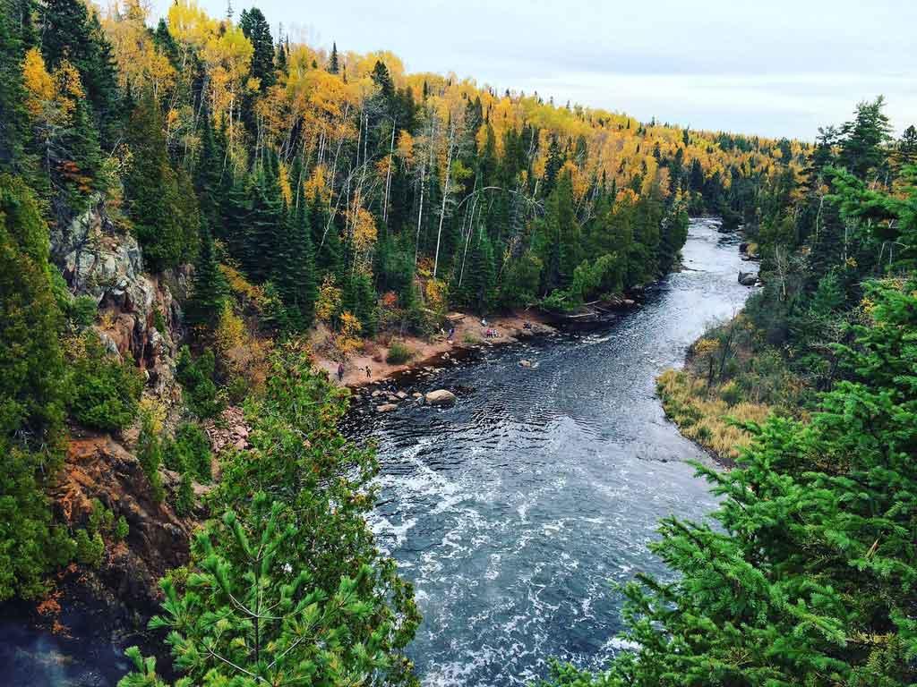 River-MN-North-Shore