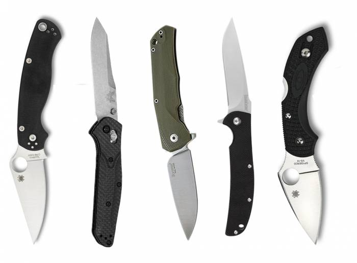 best folding pocket knives