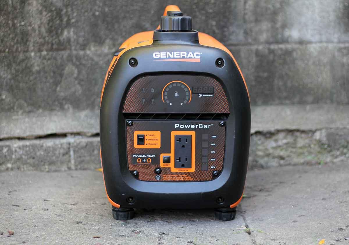 gas-powered-generator