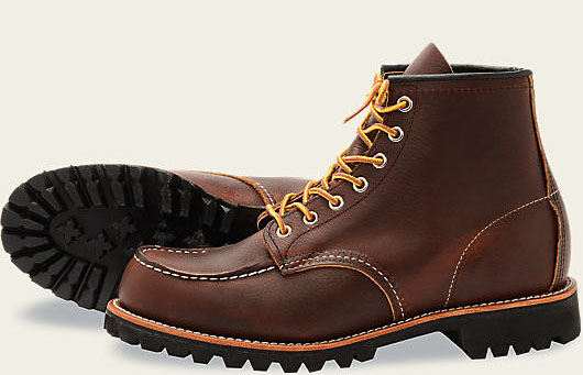 Red Wing Roughneck Boot Review