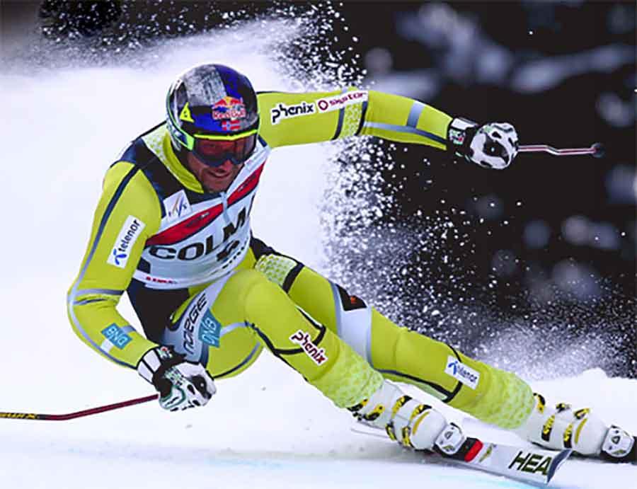ski-racer
