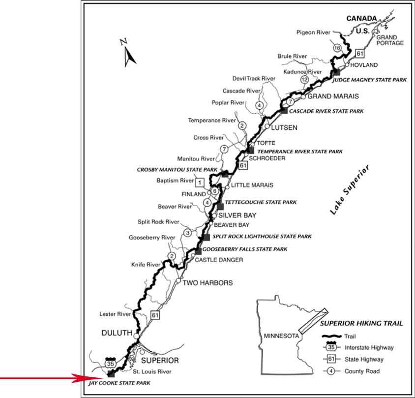 superior-hiking-trail-trail-map