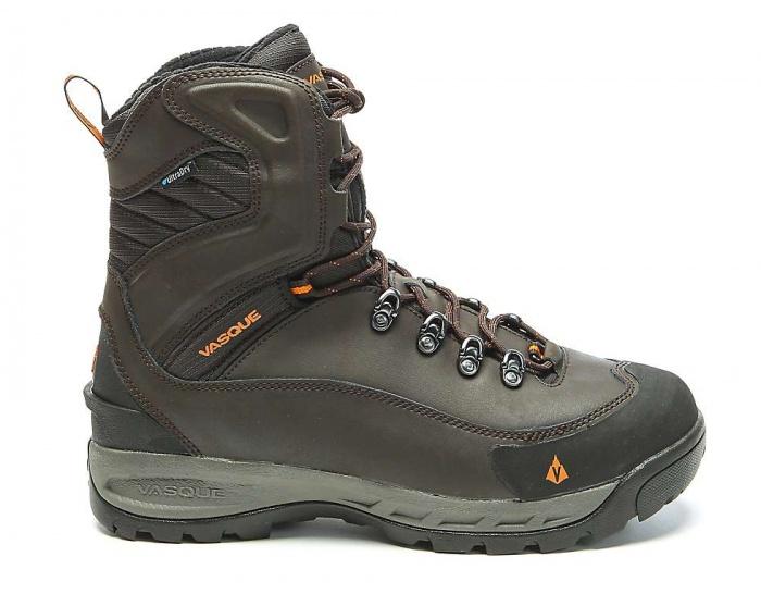 Vasque Ultra Dry Snowburban II Best Men's Snow Boot Hiking Boot