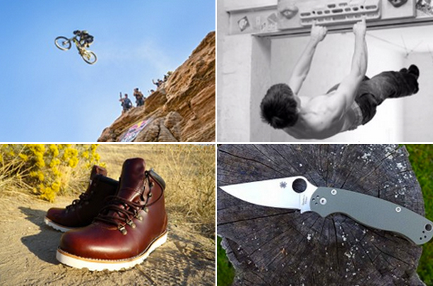 GPS Watch, Rent-A-Drone, Best Knives