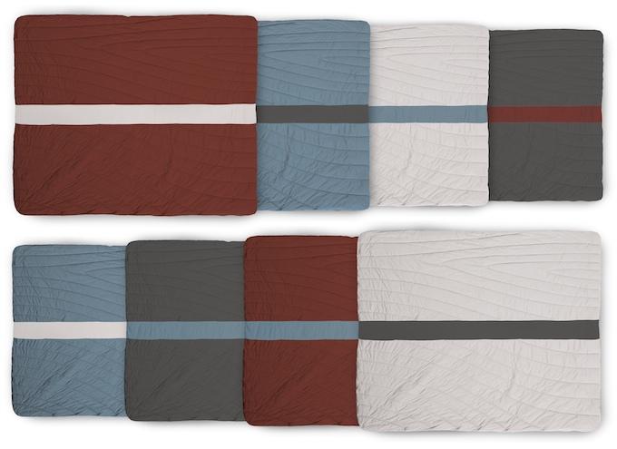 Rumpl Super Fleece colors