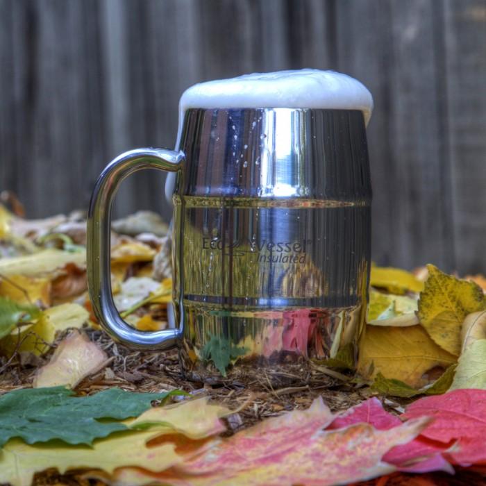 Eco Vessel Double Barrel Insulation Mug