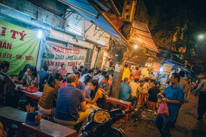 Hanoi, Vietnam; photo by Rob M