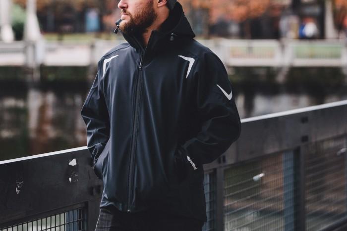 WaterShed Lifestyle Rain Jacket