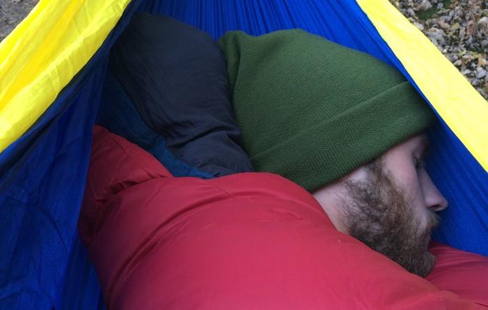 Pillow In A Hammock