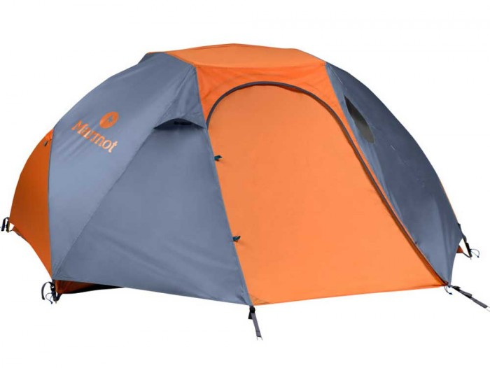 Marmot winter tent