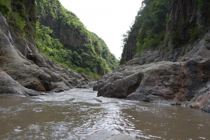 Somoto Canyon, Nicaragua