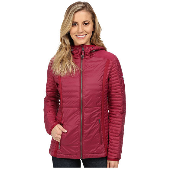Kuhl women's down jacket