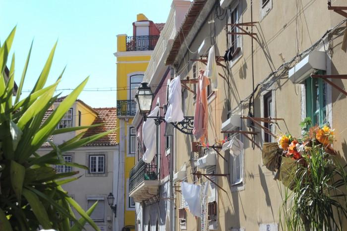 Lisbon, Portugal; photo by Huguys