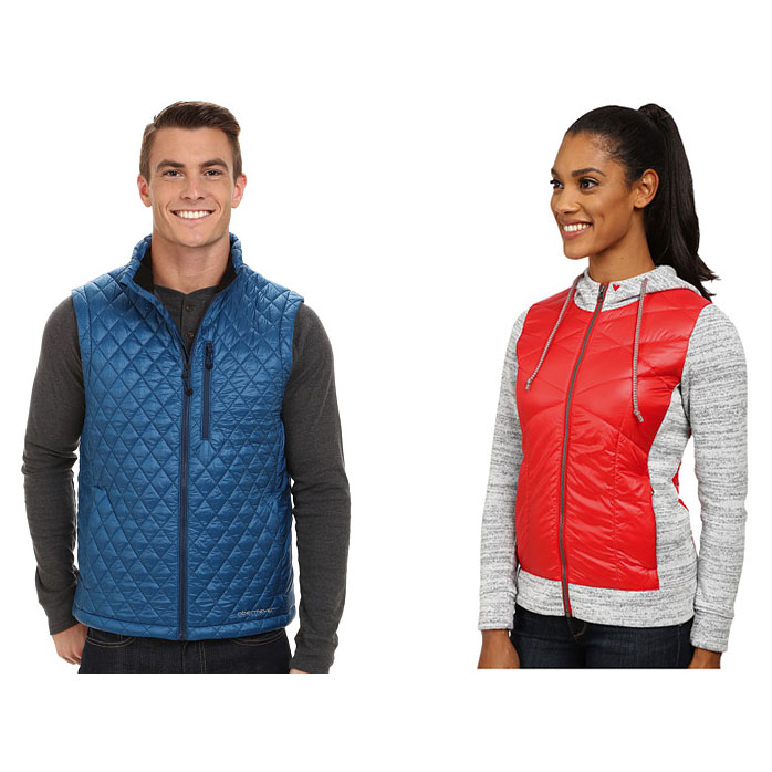 Obermeyer vest and jacket