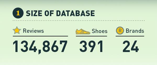 shoe database