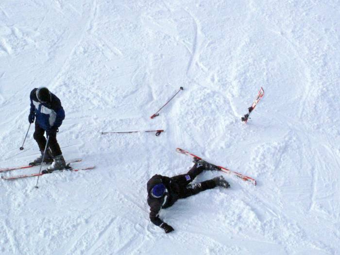 ski yard sale