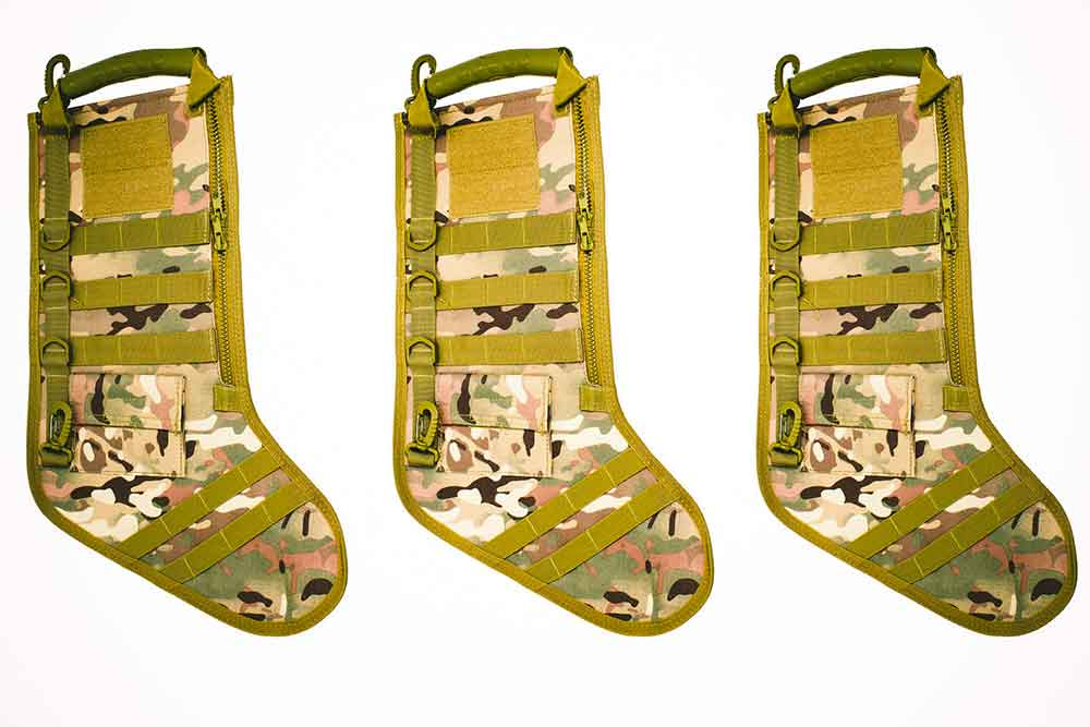 Tactical Christmas Stocking Stuffed.You Know You Want A Tactical Christmas Stocking Gearjunkie