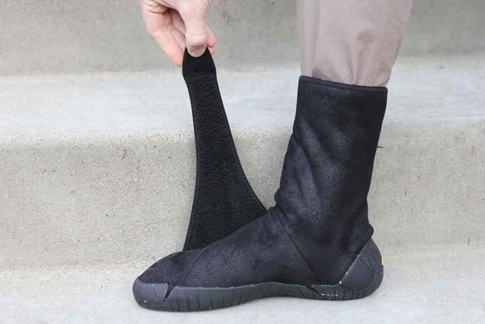 Vibram Winter Furoshiki Boots