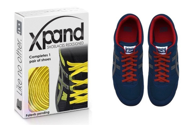 xpand lacing system