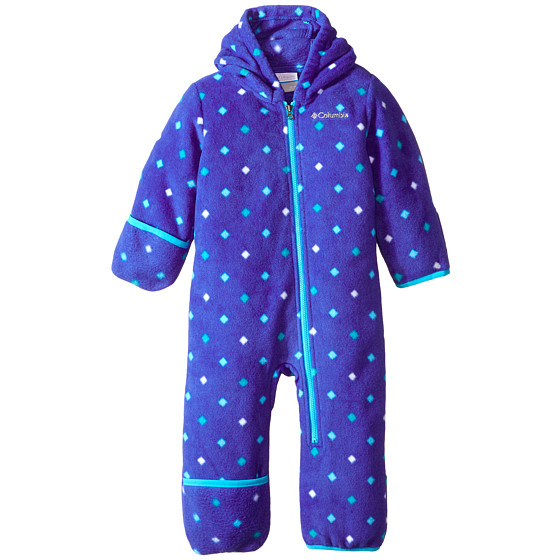 Columbia Fleece Toddler Onesie
