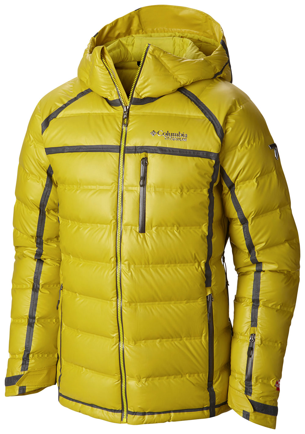 New-School Warmth: Waterproof Columbia 'Puffy' Coming 2016