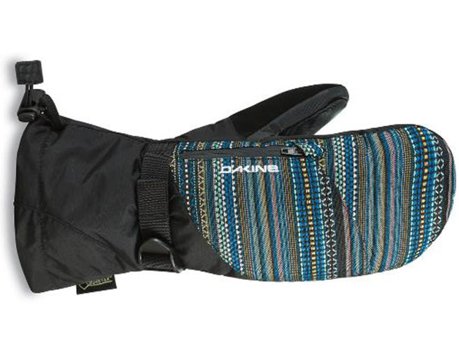 Dakine Sequoia Insulated Mittens for Women are great for snowboarding and skiing