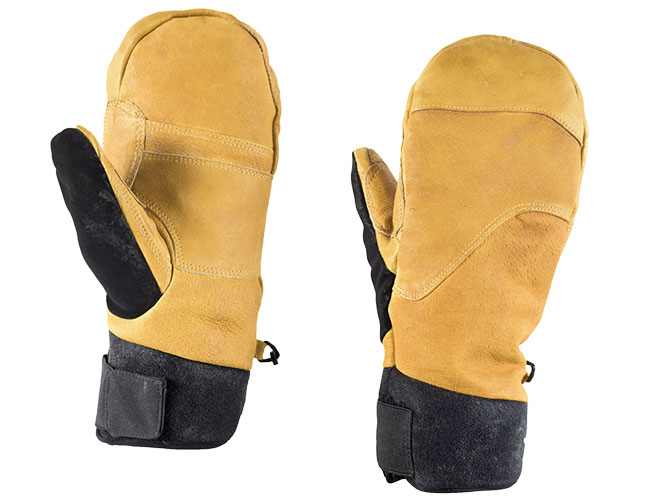 FlyLow Master Mitt Leather Mitten for Ski and Snowboard
