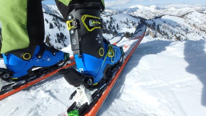 eaca8388 First Look: Salomon MTN LAB Freeski Boots | GearJunkie