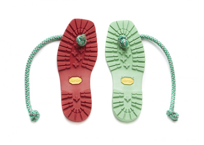Vibram pet toy shoe sole
