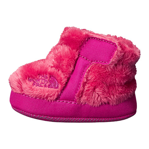 The North Face baby booties