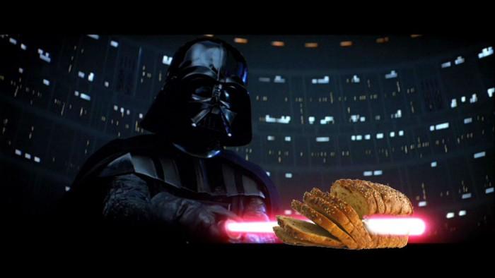 Vader Toast