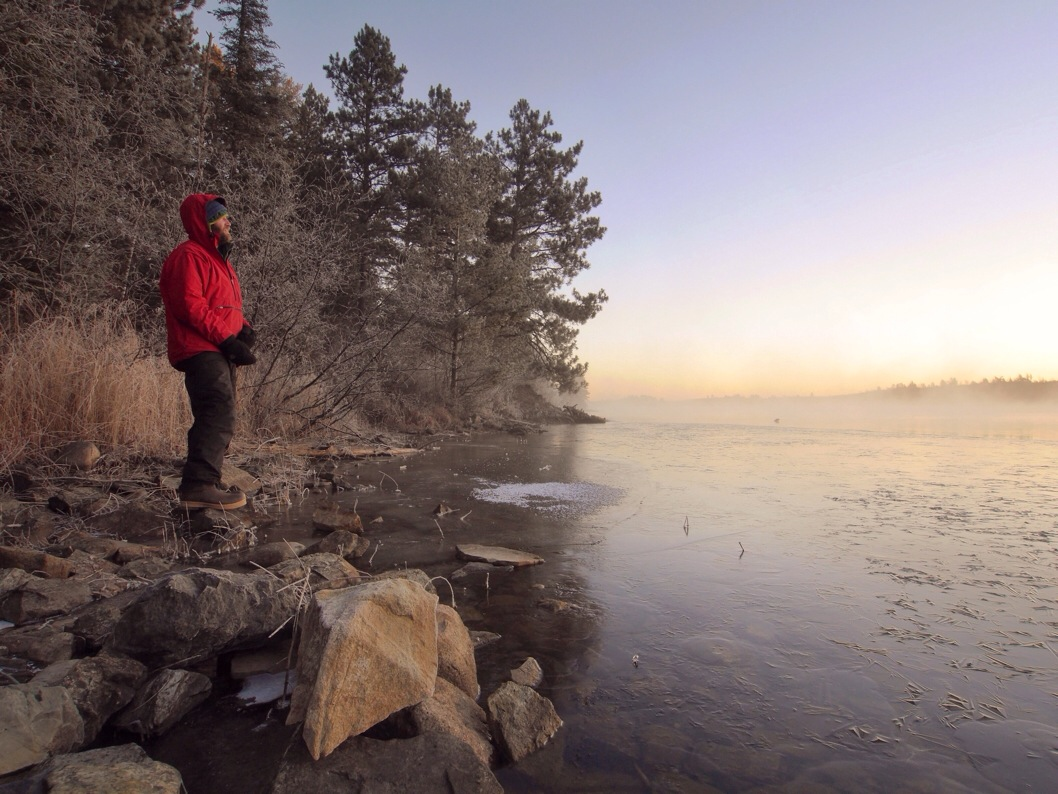 Winter Boundary Waters Clothing