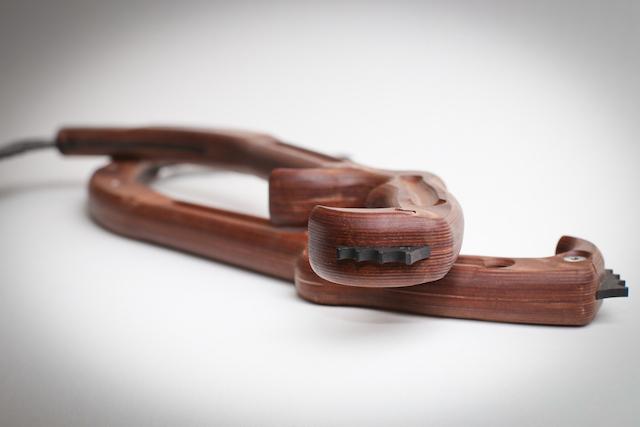 kronos ice tool wood