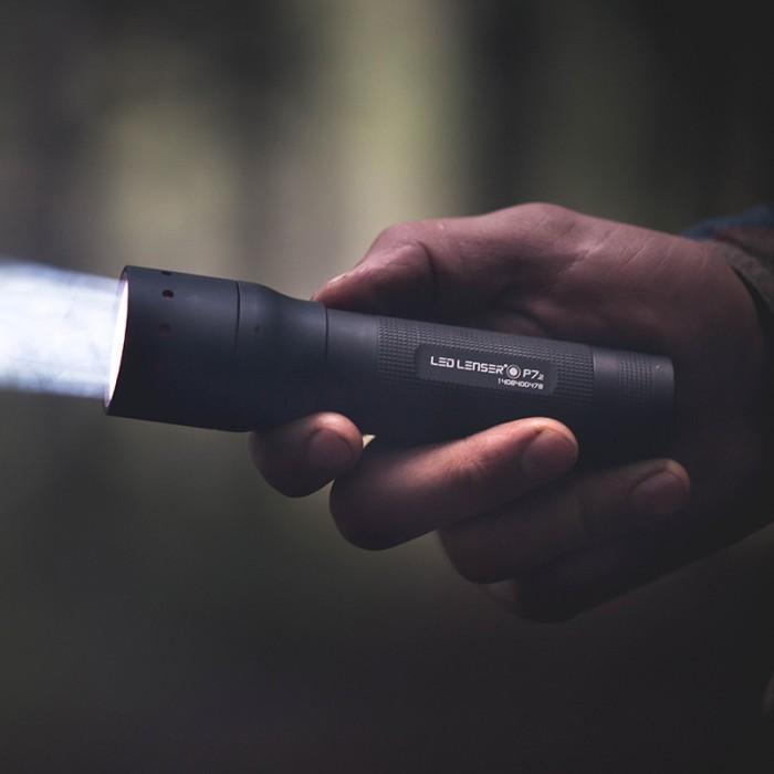 LED Lenser P7.2 Flashlight