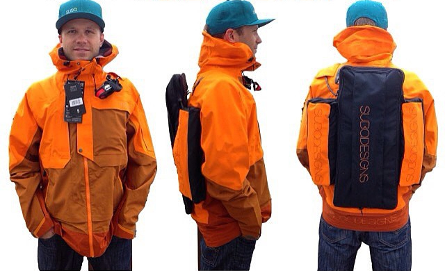 subq designs avalanche jacket