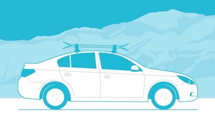 uber ski