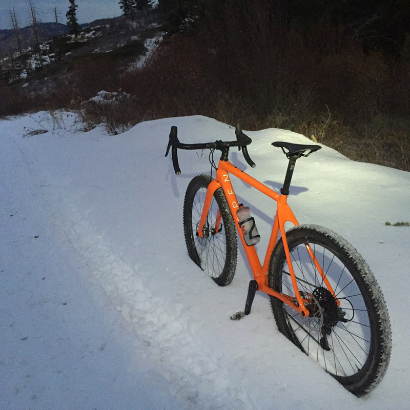 Gravel Mountain Road Open Cycles Unbeaten Path Review