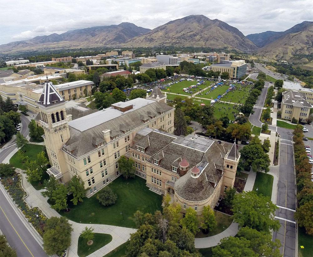 Utah-State-University-campus