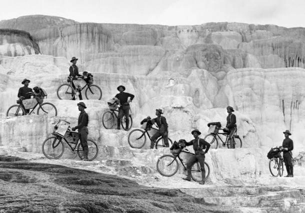 Little-Known Heroes: All-Black 25th Infantry Bicycle Corps