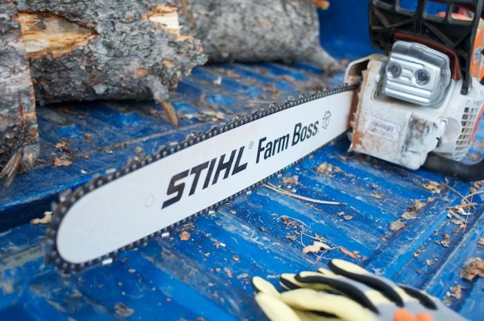 farm boss chainsaw bar