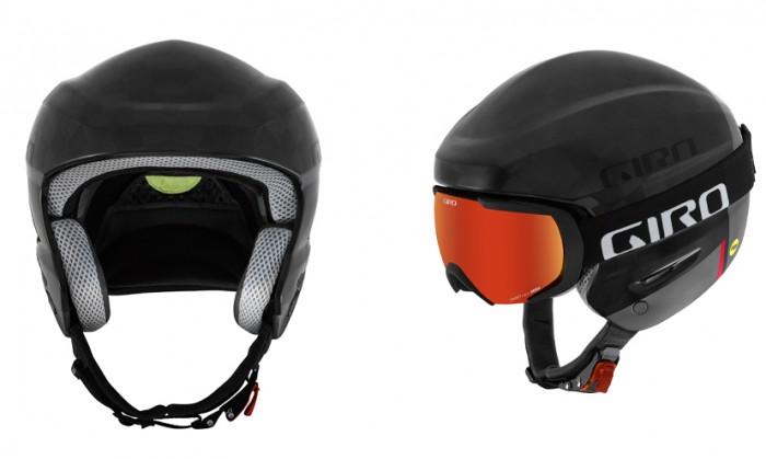 giro ski race helmet