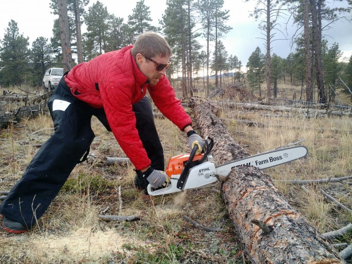A Quality Chainsaw Is Tough To Test Gearjunkie