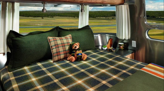 pendleton airstream bed