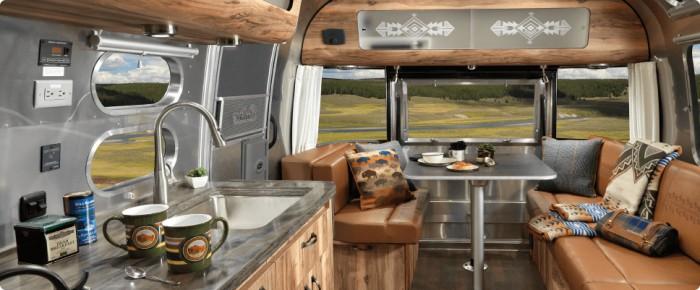 pendleton interior details