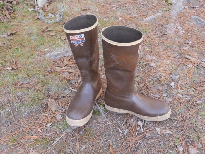 Xtratuf Legacy boot