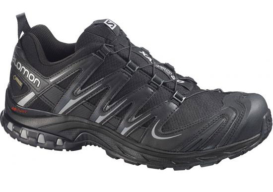salomon waterproof shoe