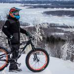 winter-fat-biking-ski-area-lift-access-spirit-mountain-duluth-Minnesota