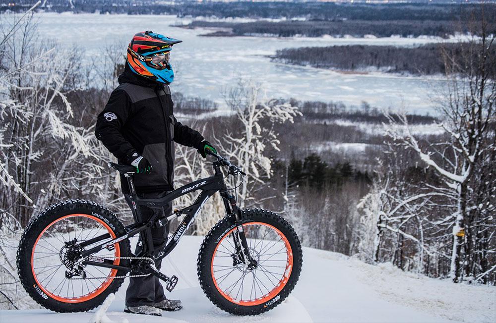 Fat Bike Ski Area Lift Access For Winter Riders Gearjunkie