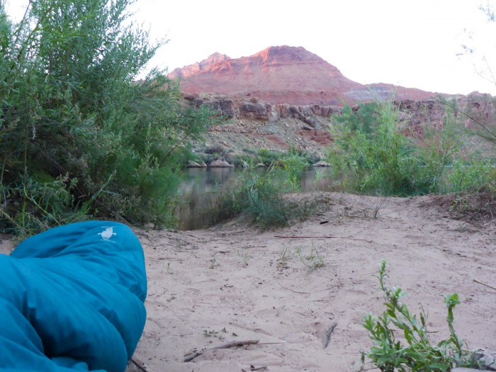 Colorado River Camping
