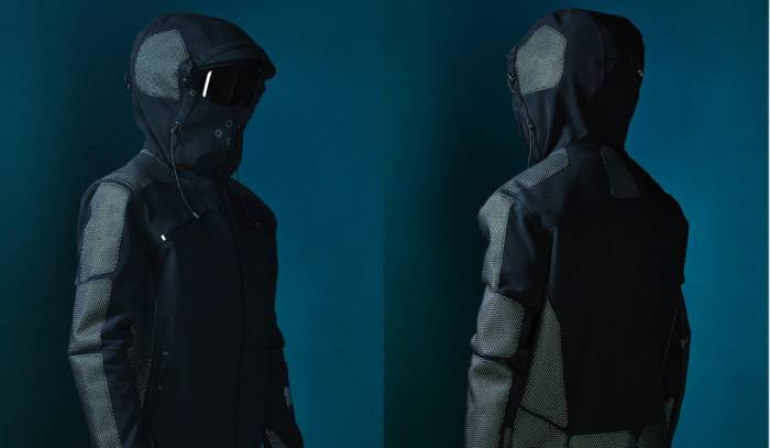 Condition Black Survival Jacket